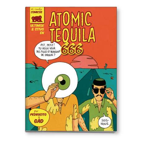 Ultimex 4, Atomic Tequila 666