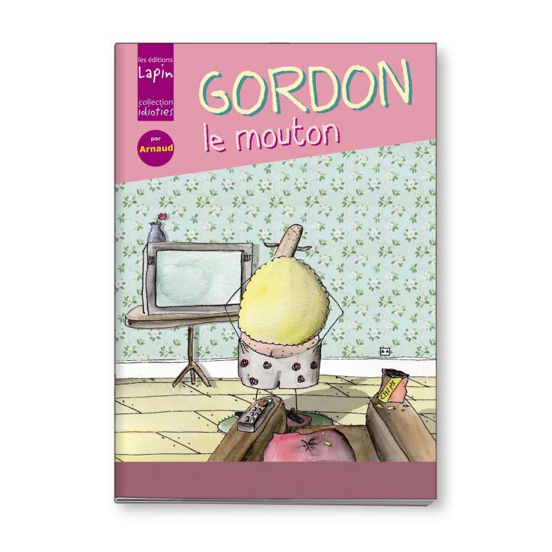 Gordon existe aussi en livre