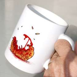 Mug poussin