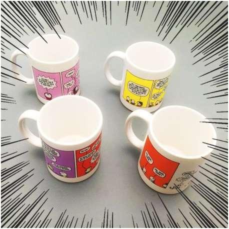 Regardez ces I N C R O Y A B L E S mugs