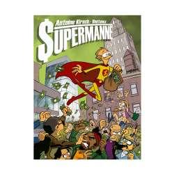 Supermanne - prévente