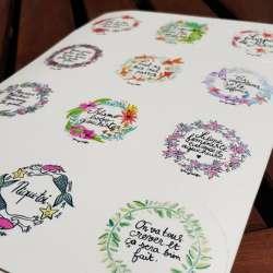 Les stickers Deloffre par 12
