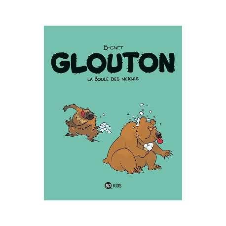 Glouton, tome 2 : la boule des neiges