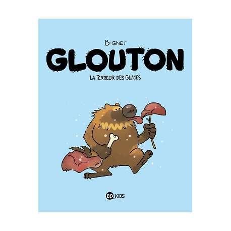 Glouton, tome 1 : la terreur des glaces