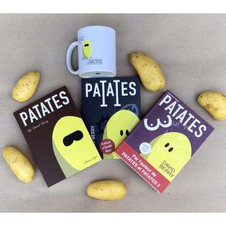Trio de Patates sautées