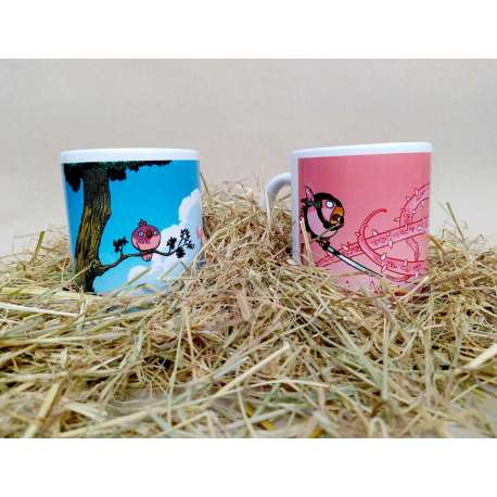 les DEUX mugs Joli Coco