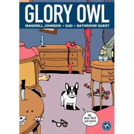 Glory Owl 1
