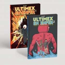 PACK - Ultimex en Enfer 1 & 2 !