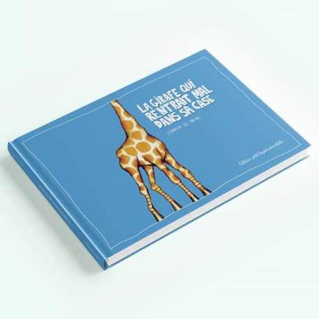 La girafe qui rentrait mal dans sa case