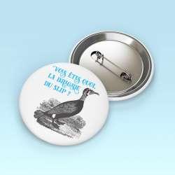 Badges Effin' Birds à l'unité
