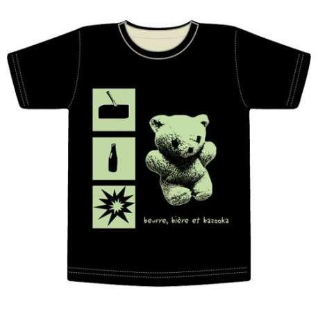 Tee-shirt ourse verte