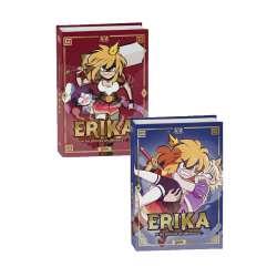 Erika et les princes en détresse - PACK