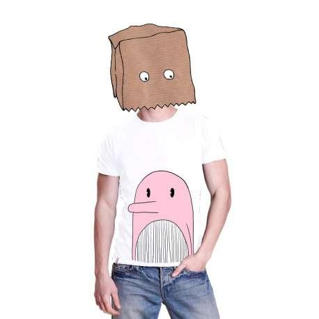 Tee-shirt Papa Sirène