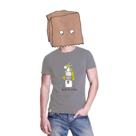Tee-shirt Bureauman