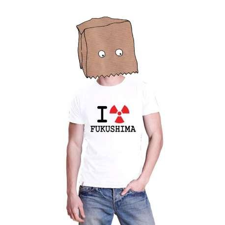 Tee-shirt Fukushima