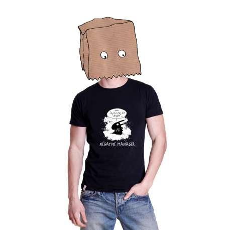 Tee-shirt Négative Manager