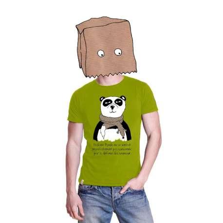 Tee-shirt Madame Panda