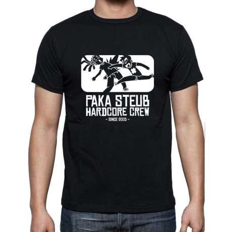 tee-shirt Paka Steub hardcore crew