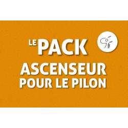 """PACK - """"Ascenseur pour le Pilon"""""""
