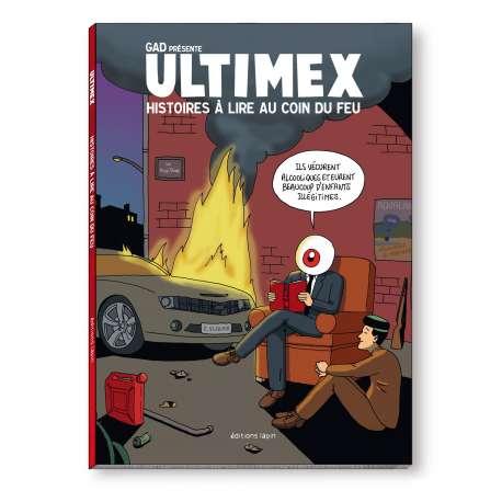 Ultimex - Histoires à lire au coin du feu