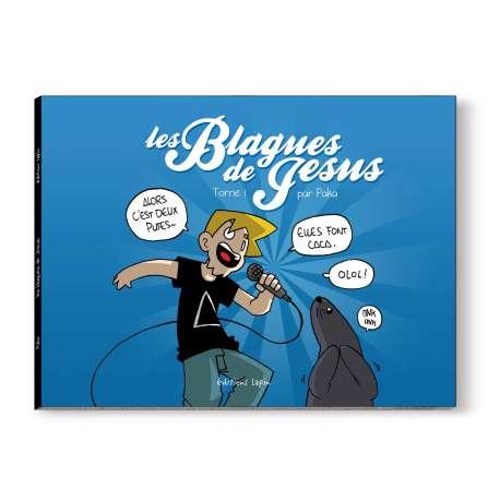 Les blagues de Jésus