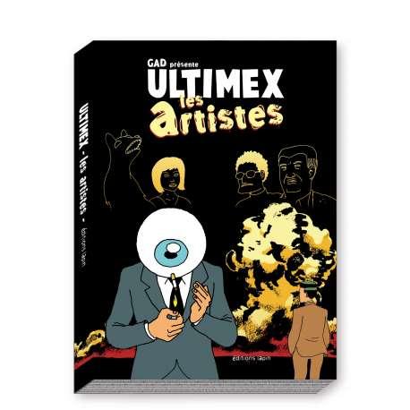 Ultimex 3, les artistes