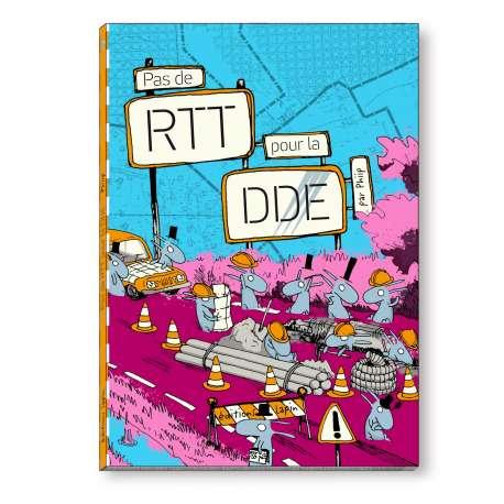 pas de RTT pour la DDE, dans la librairie lapin